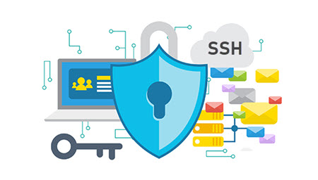 SSH keys to access your VMs securely