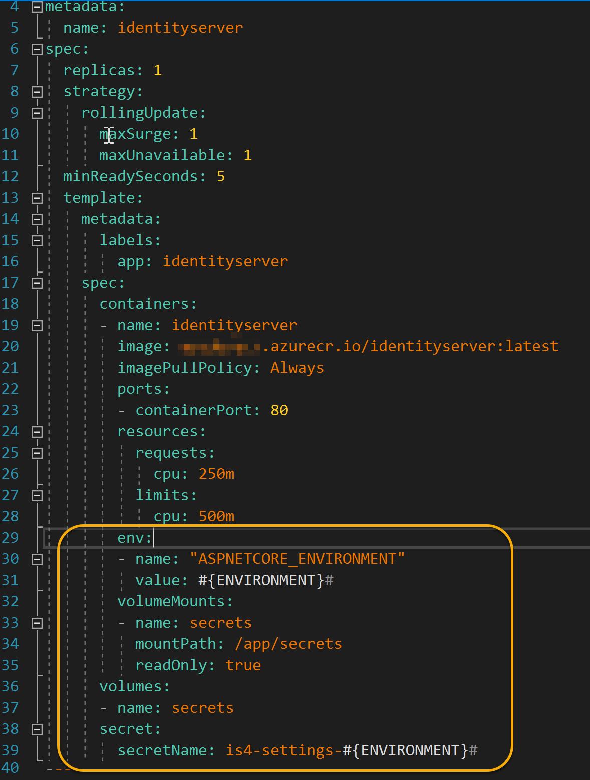 DevOps Friday: Build a deployment pipeline using K8s secrets